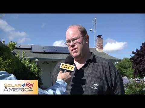 PetersenDean Customer Review Solar Power Fremont California