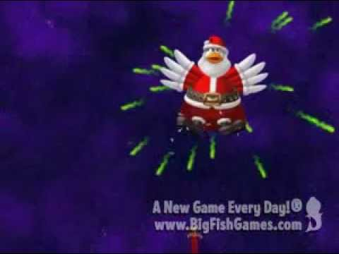 Chicken Invaders 3 Christmas Edition iPad iPhone Android Mac & PC Game