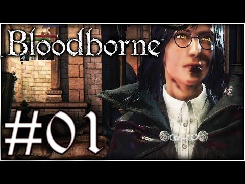Karl Spiller Bloodborne: Del 1 - Marerittet Begynner