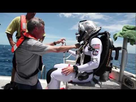 NEEMO 16 Crew Interview with Planetary Scientist Steven Squyres ...