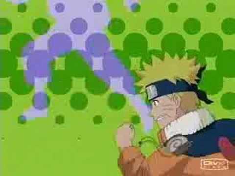 Naruto -- Pinocchio