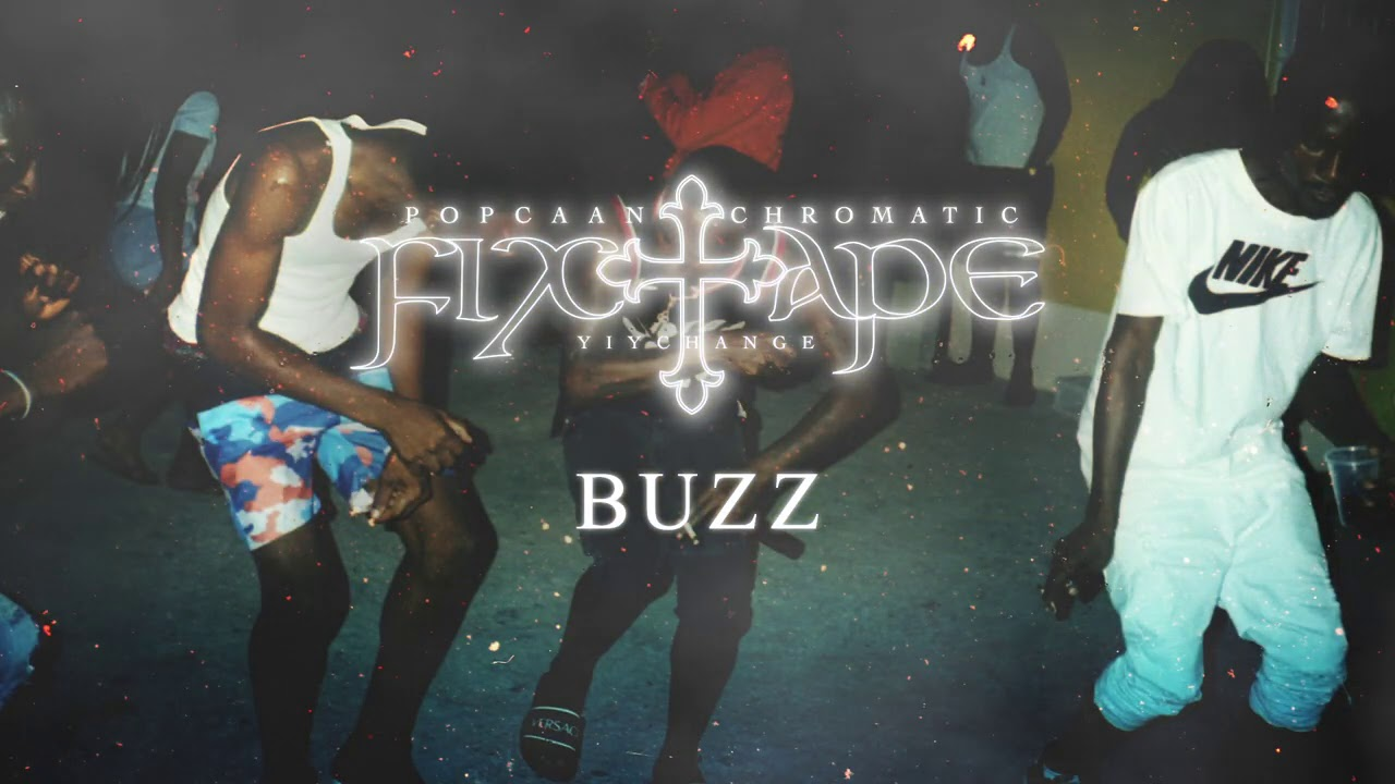 Popcaan - BUZZ (Official Audio)