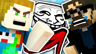 THE MOST EVIL MINECRAFT TROLL EVER!! - SSUNDEE WILL CRY!! (Troll Craft)