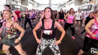 RIMINI WELLNESS 2018 - Brazuca Fitness & Samba Fit ( André Cruz & Tiago da Silva)