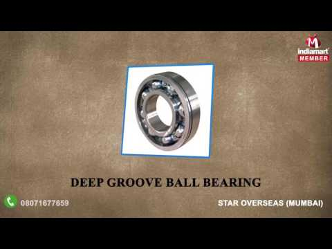 Industrial Bearings and Accessories by Star Overseas, Mumbai