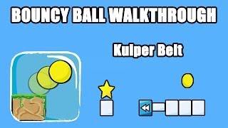 Bouncy Ball - Kuiper Belt 1/21