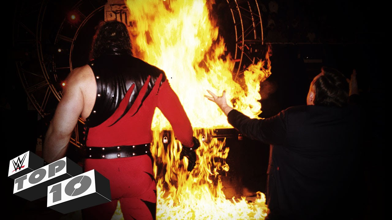 Download Kane's Most Demonic Moments: WWE Top 10