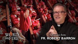 Bishop Barron on Vatican II, the Greatest Meeting Ever