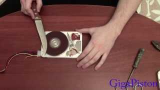 Как сделать точильный станок из жесткого диска в домашних условиях своими руками(Как стать партнером YouTube и много зарабатывать. Мой опыт: http://youtu.be/jV0bSpinCwI - Старым жестким диском можно не..., 2013-03-13T06:04:46.000Z)