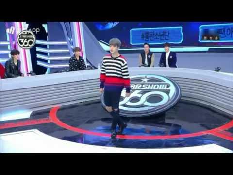161107 Jimin dances Butterfly  @ Star Show 360