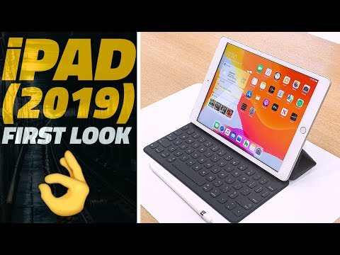 IPad (2019) First Look – Apple's Most Affordable IPad Gets A Big Upgrade