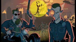 Terminator 2 судный день обзор событий. Терминатор 2 судный день альтернативная концовка. Запись №8