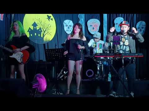 Iloilo Nightlife - MO2 Halloween Party with Four Elements Band