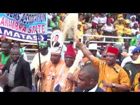 Gov Obiano: RECREATING SOCIAL LIFE IN ANAMBRA STATE