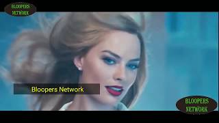 margot robbie funny moments bloopers Gag Reel