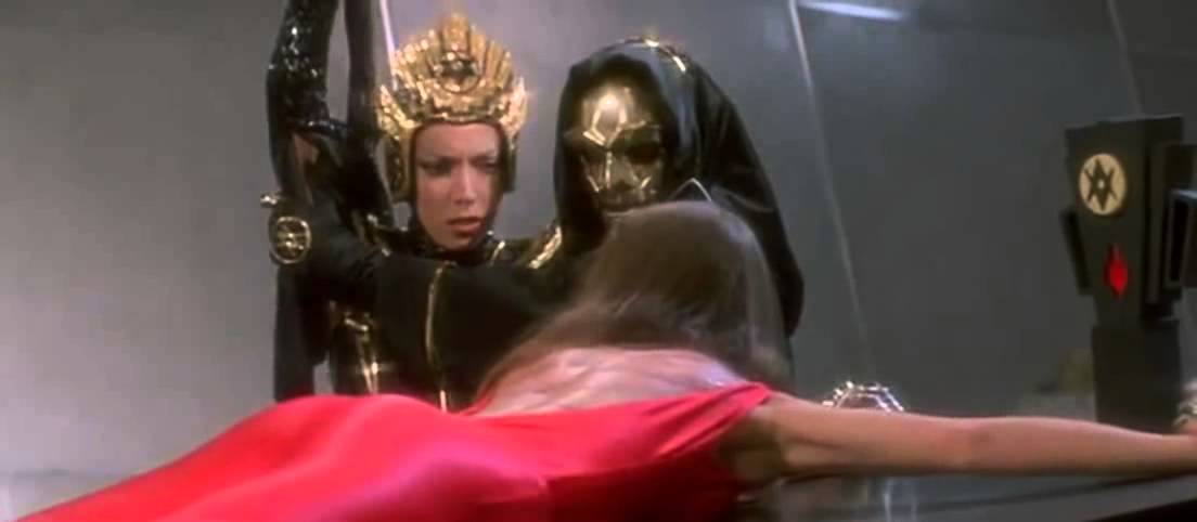 Flash gordon the whipping scene - 2 2