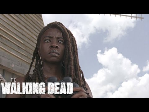 Clint August - The Walking Dead Season 10 Comic-Con Trailer