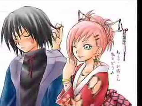 СасуСаку Саске и Сакура