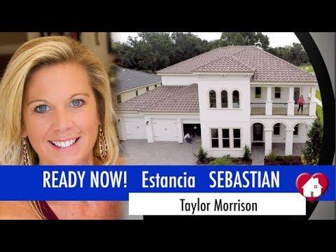 New Homes Winter Garden Windermere LUXURY home in Estancia by Taylor Morrison MUST SEE!