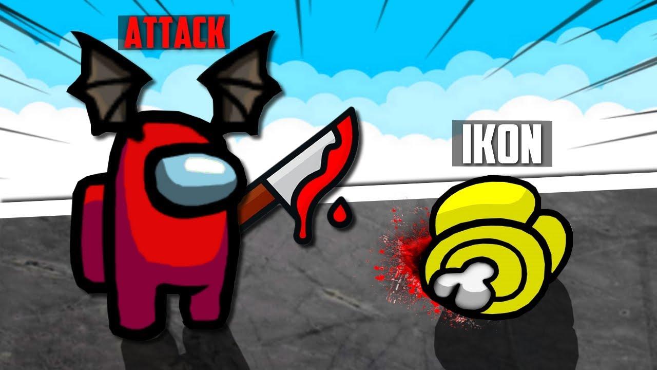 Byl Jsem IMPOSTOR v AMONG US a NIKDO NEPŘEŽIL🔪😈 /w @Ikonova Videa  @Ogy  @PiškiS TV  @Kuky