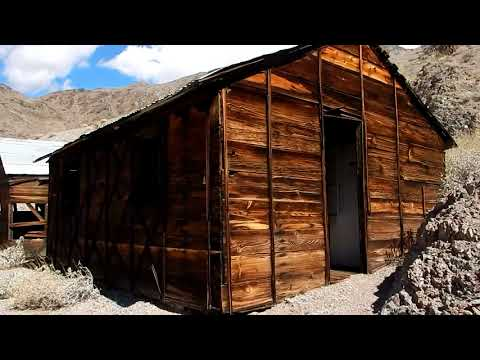 Hiking Death Valley National Park - Ashford Mine Hike And Mill Ruins Visit