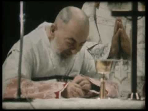 The Last Mass of St Pio of Pietrelcina