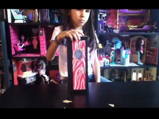 como hacer un closet para monster high Videos De Viajes