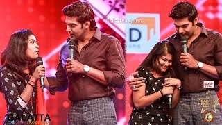 Unseen: Arya impressed by 3 more girls | Enga Veetu Mappillai Wild Card | Galatta Nakshatra Awards