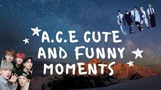 A.C.E Funny and Cute Moments #2