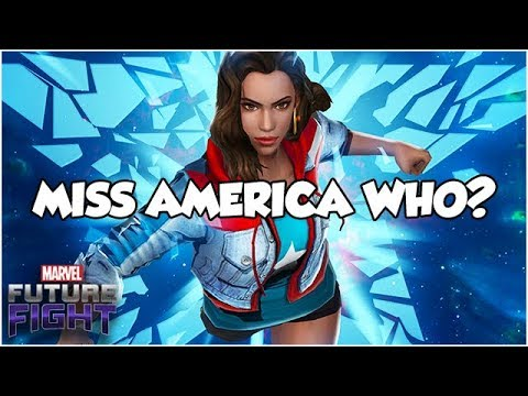 MISS AMERICA WHO? - Marvel Future Fight