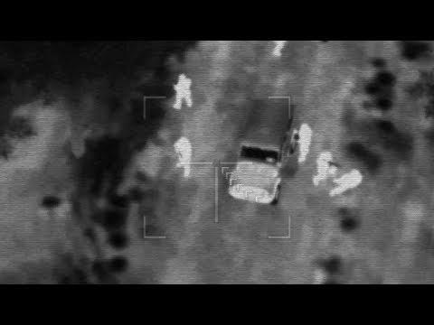 미 공군 AC-130 오퍼레이터 - 모던워페어 게임 명장면 (한글자막)