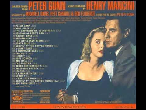 Henry Mancini - Peter Gunn (Full Album)