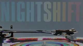 "COMMODORES - Nightshift  12"" club remix 1984   R&B Soul Funk  80"