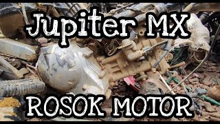 Limbah sparepart motor