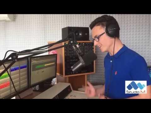 Animation Radio - Enregistrement des speaks (Partie 1)
