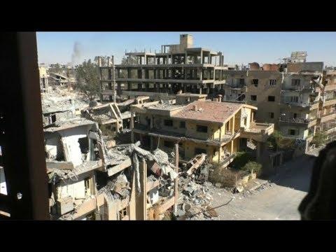 سوريا الديمقراطية تعلن السيطرة التامة على مدينة الرقة  - نشر قبل 3 ساعة