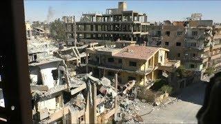 سوريا الديمقراطية تعلن السيطرة التامة على مدينة الرقة