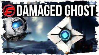 Destiny DAMAGED GHOST LOCATION SHATTERED MEMORY FRAGMENT Exotic Bounty Find the Damage Ghost