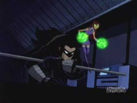 Nightwing On Ans Of