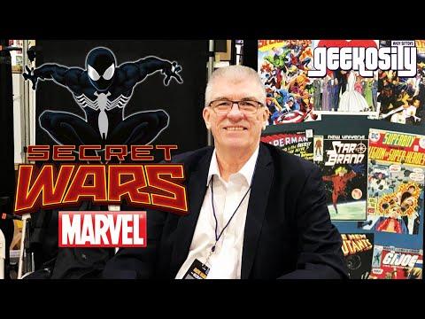 Former Marvel Editor Received Odd New Deal For Secret Wars Plus Spider-Man Black Suit Confirmed?