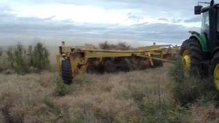 18 Wheel Stick / Rock Rake Driving over Trees - Multi Farming …