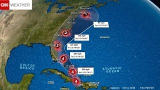 US evacuations begin ahead of Hurricane Matthew