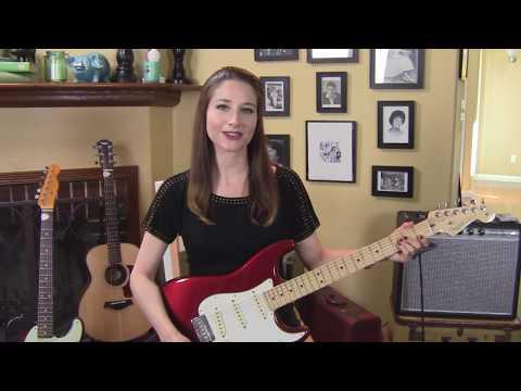 DNCE-Cake by the Ocean-Guitar Lesson-Allison Bennett