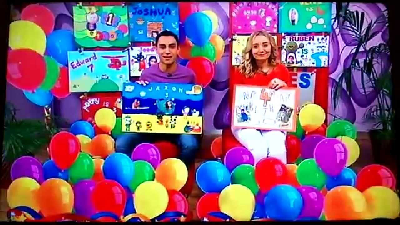 Cbeebies Birthday 18 November 2015 YouTube – Cbeebies Birthday Cards Youtube