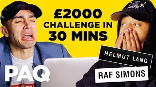 Download Spending £2000 on Clothes in 30 mins - Online Shopping Challenge! Mp3 and Videos