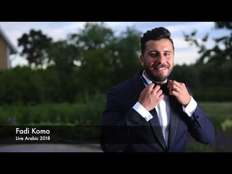 Fadi Komo live wedding - Arabic 2018 HQ