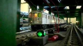 mth mta nyc subway r 62 4 train subway set