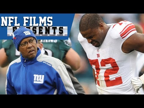 Ronnie Barnes: The Tom Brady Of Athletic Trainers | NFL Films Presents