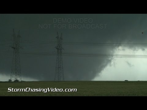 5/7/2015 Denton County Texas Large Tornadoes B-Roll