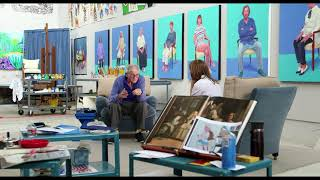 Exhibition on Screen - David Hockney Trailer 2017